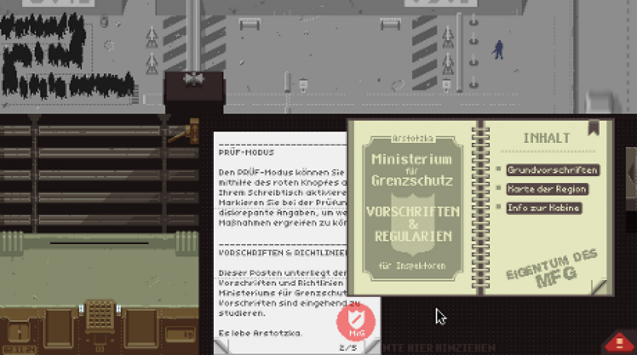 Papers Please Screenshot 2