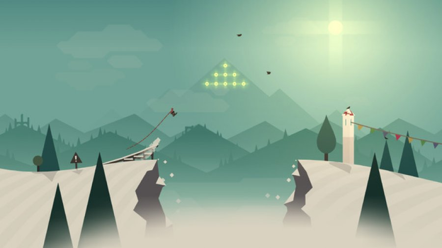 Alto's Adventure - Screenshot 1