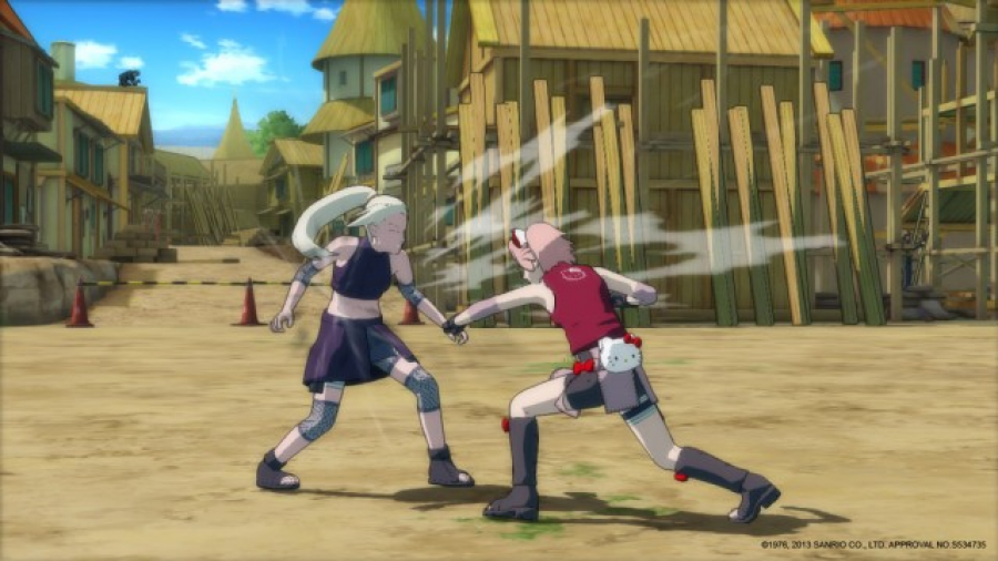Naruto Shippuden Ultimate Ninja Storm 3 - Screenshot 3