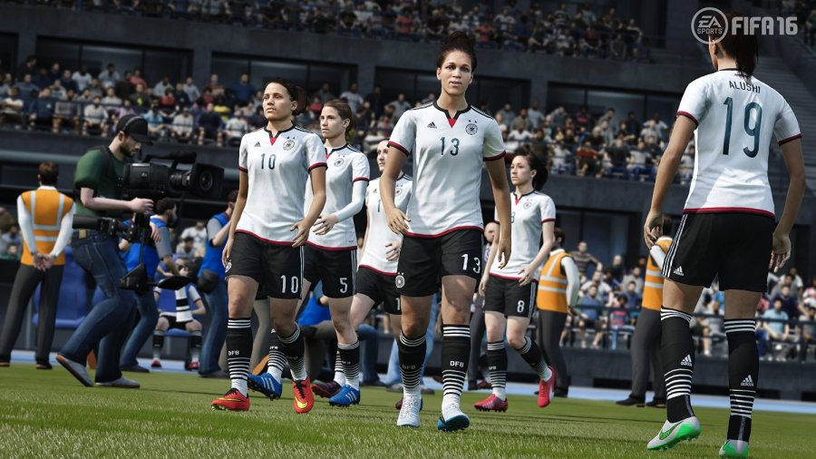 FIFA 16 - Screenshot 3