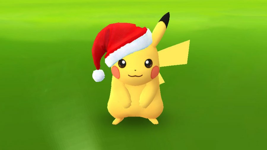 Weihnachten in Games - Events - Pokémon GO