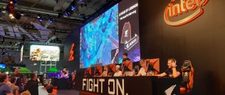 Jugendredaktion, Gamescom 2019, League of Legions E-Sports