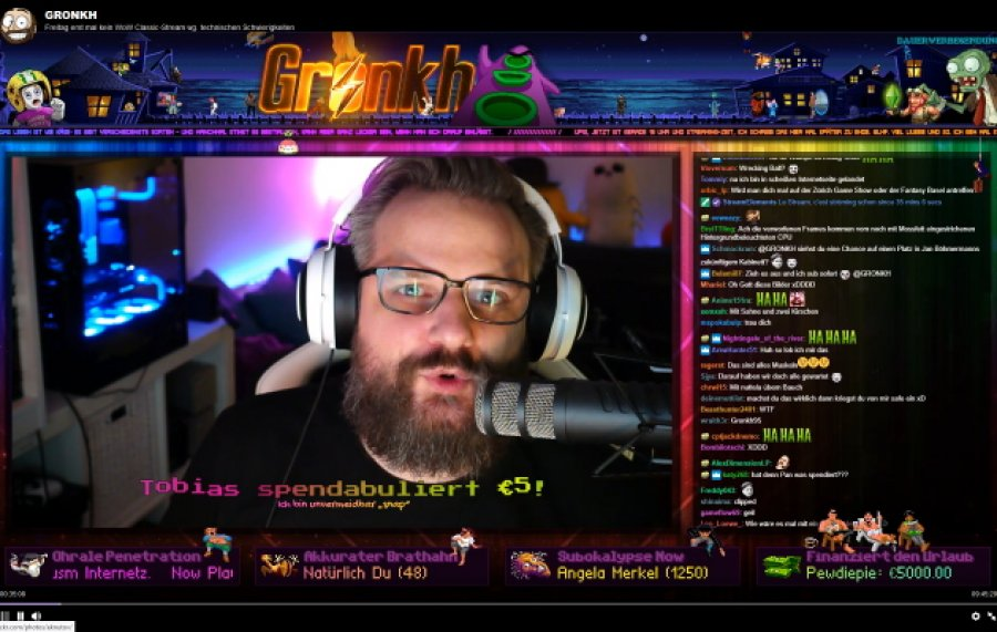 gronkh lets plays