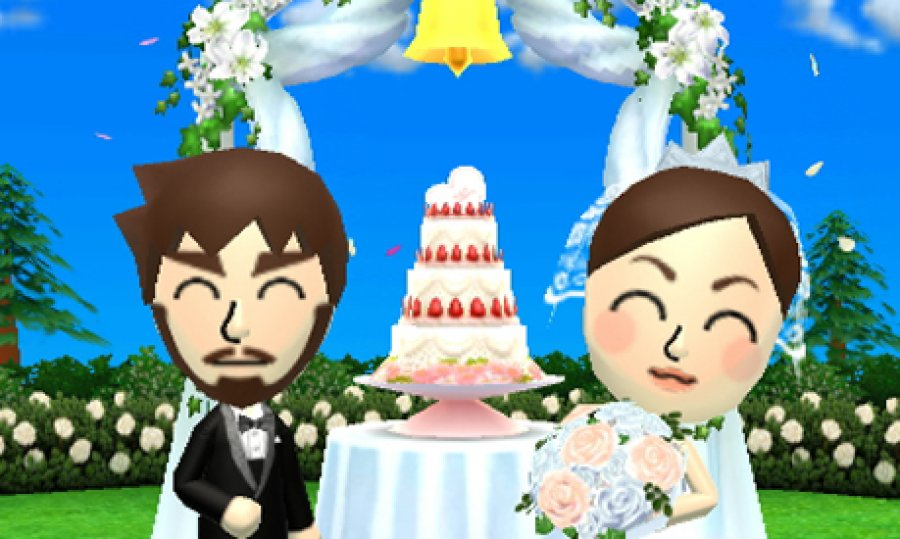 Tomodachi Life Screenshot 1