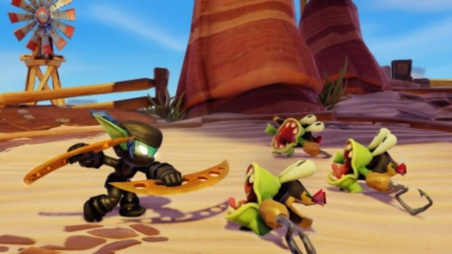 Skylander Swap Force Screenshot