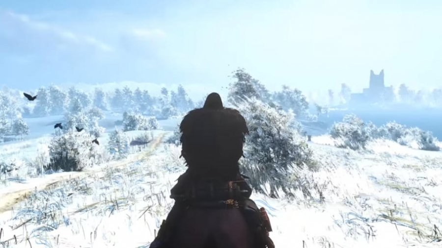 Weihnachten in Games - Events - The Witcher 3