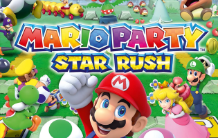 Mario Party: Star Rush - Teaserbild