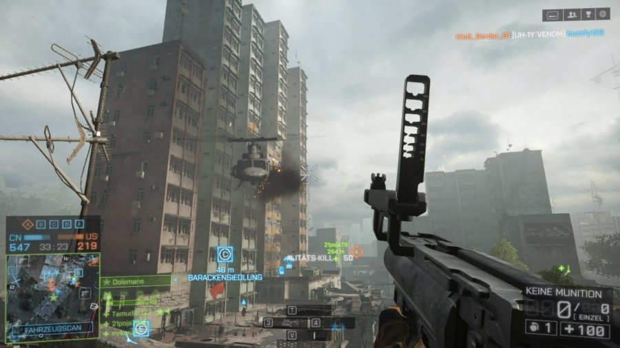 Screenshot Battlefield 4