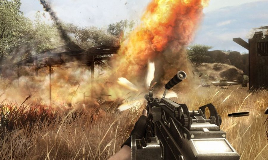 Screenshot aus Far Cry 2