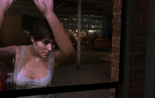 Screenshot aus Heavy Rain