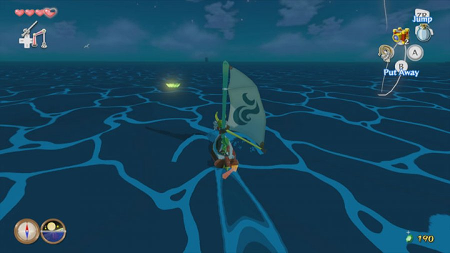The Legend of Zelda: Wind Waker HD - Screenshot 2