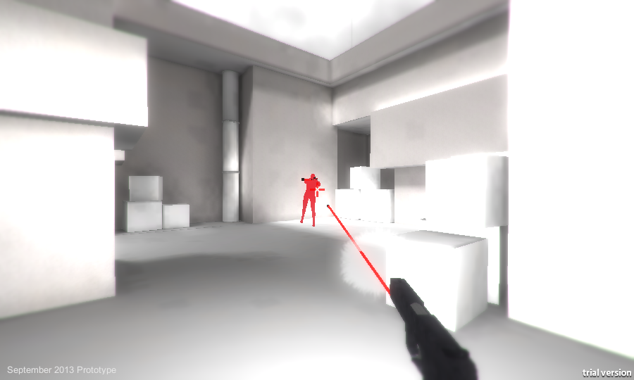 Superhot - Screenshot 1