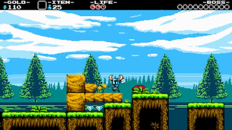 Shovel Knight - Screenshot 1