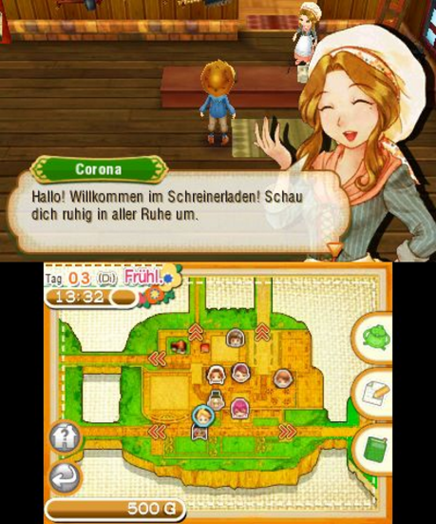 Story of Seasons - Spielbesprechung - Screenshot 2