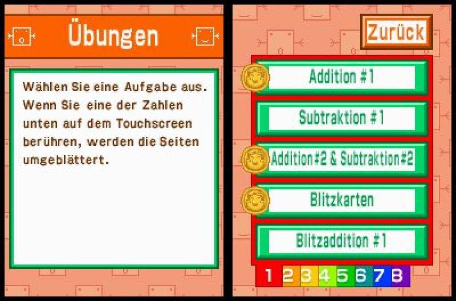 Ungewöhnlich Berühren Mathematische Addition Und Subtraktion ...