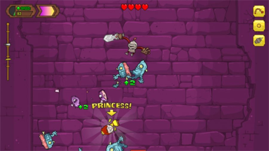 Knightmare Tower - Screenshot 1
