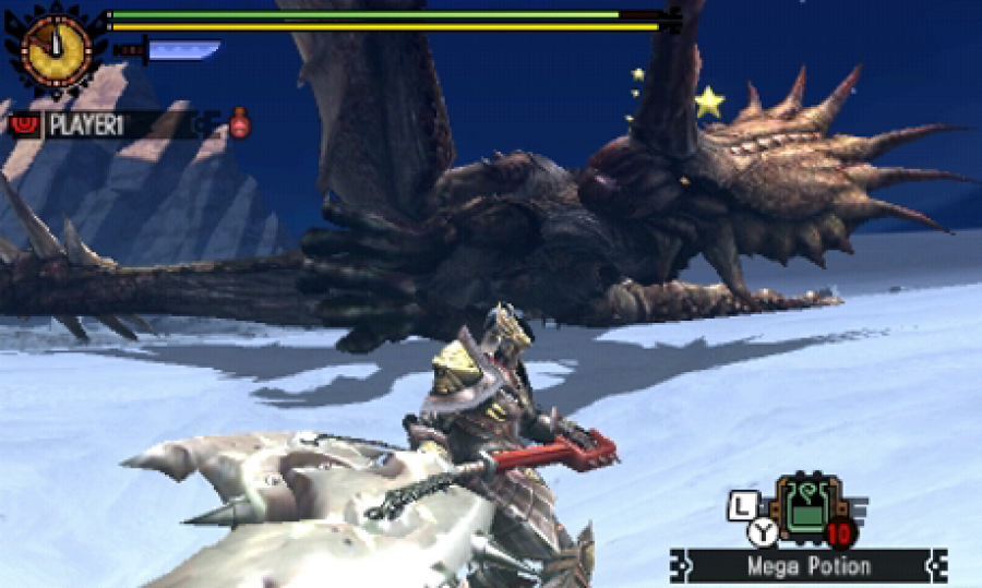 Monster Hunter 4 Ultimate - Screenshot 2