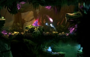 Ori and the Blind Forest - Screenshot 2