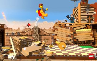 The LEGO Movie Videogame - Screenshot 3