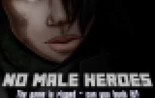 Newsgames - Teaserbild - No Male Heroes