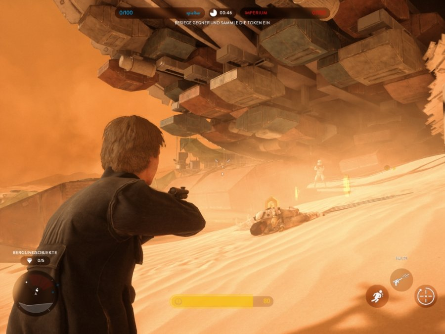 Star Wars: Battlefront - Screenshot 2