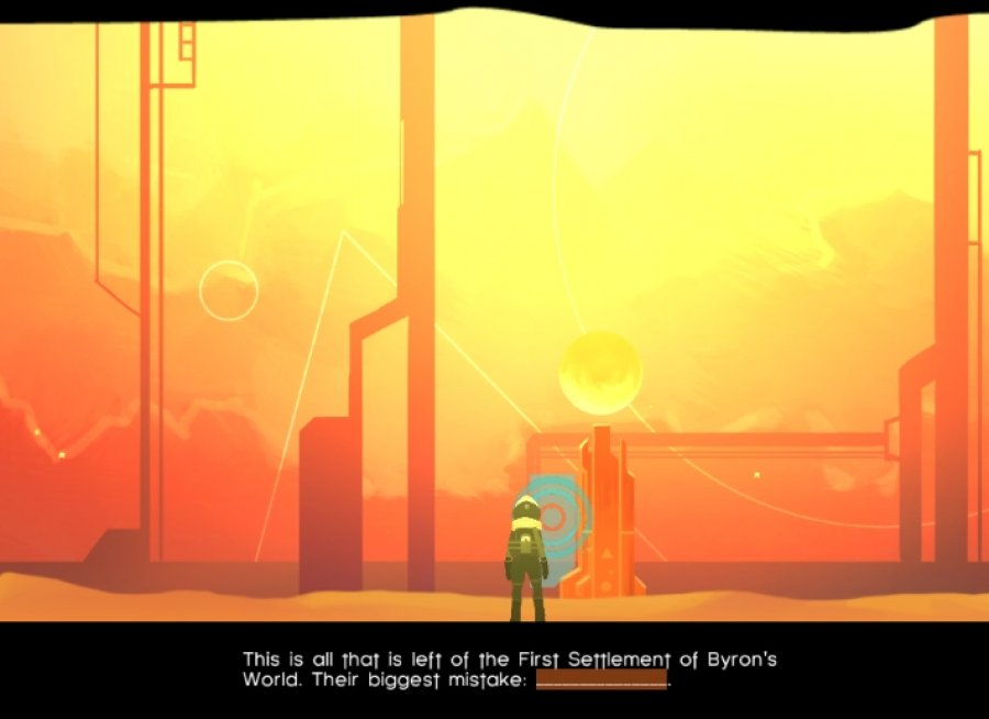 Elegy for a Dead World - Screenshot 2