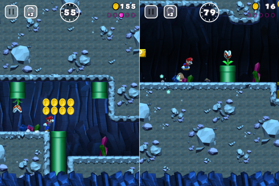 Super Mario Run - Screenshot 1