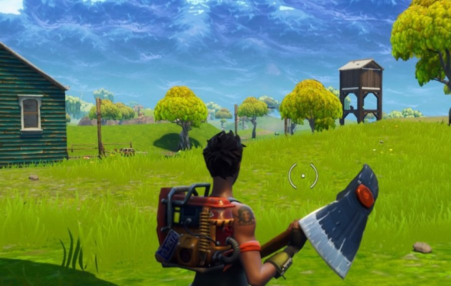 Screenshot Fortnite: Battle Royale