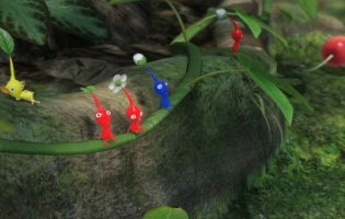 Pikmin 3 - Screenshot 1