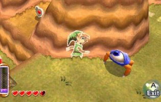 Zelda: A Link Between Worlds Screenshot 2