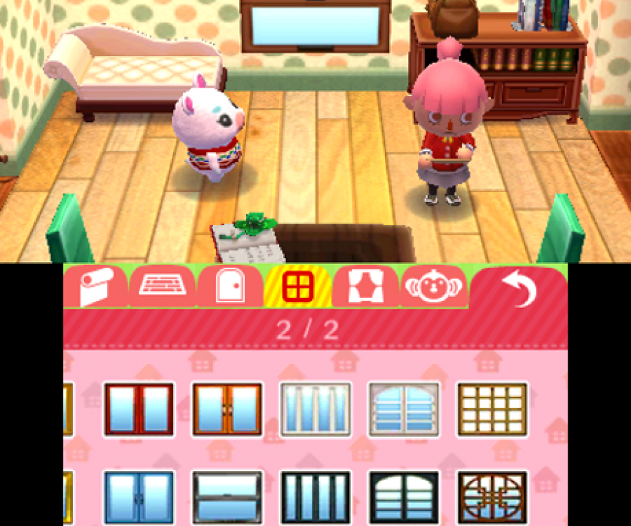 Animal Crossing: Happy Home Designer - Screenshot 1