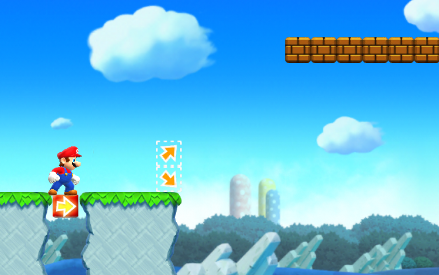 Super Mario Run - Screenshot 2