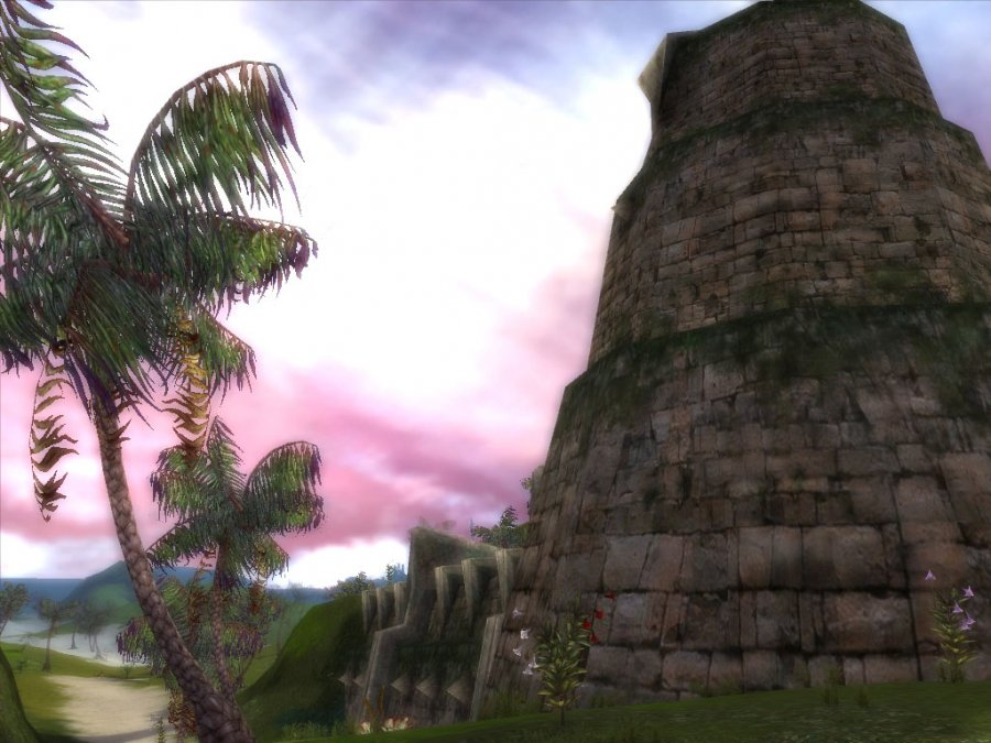 Landschaft in Guild Wars