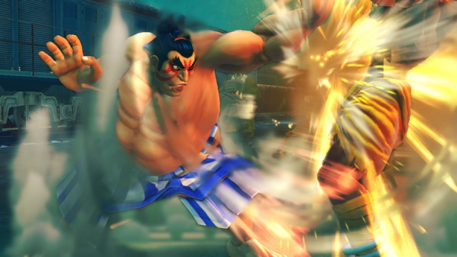 Street Fighter IV Teaser