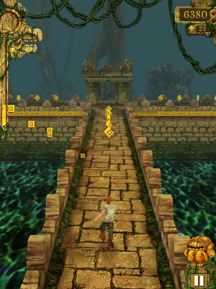 temple run das spiel