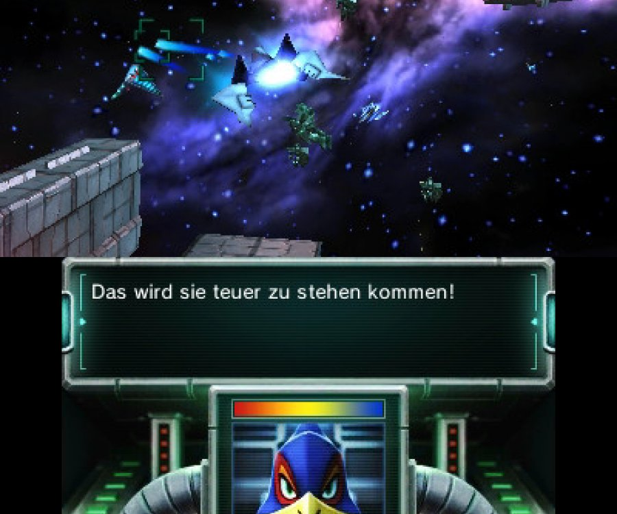 Star Fox 64 3D_Screenshot1_falco_400
