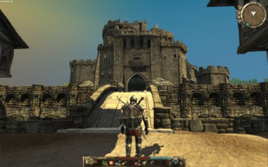 Arcania: Gothic 4 - Screenshot 1