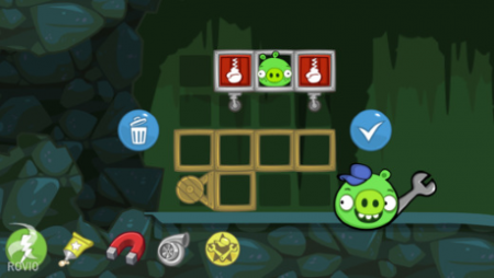 Bad Piggies - Screenshot 1