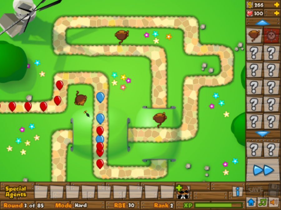 Bloons Tower Defense 5 - Screenshot 1