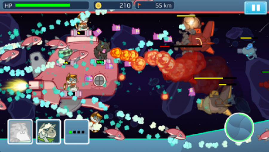 Naughty Kitties - Screenshot 3