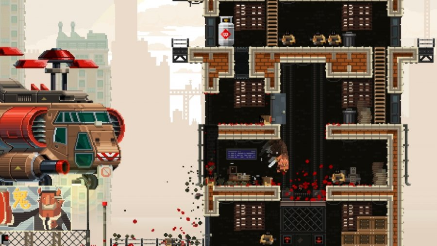 Broforce - Screenshot 1