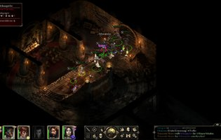 Pillars of Eternity Kampf