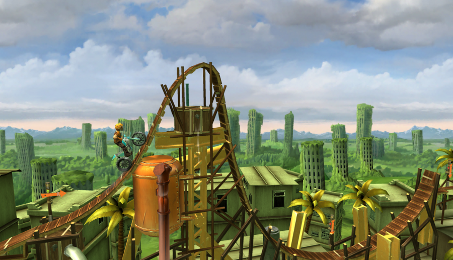 Trials Frontier - Screenshot 1
