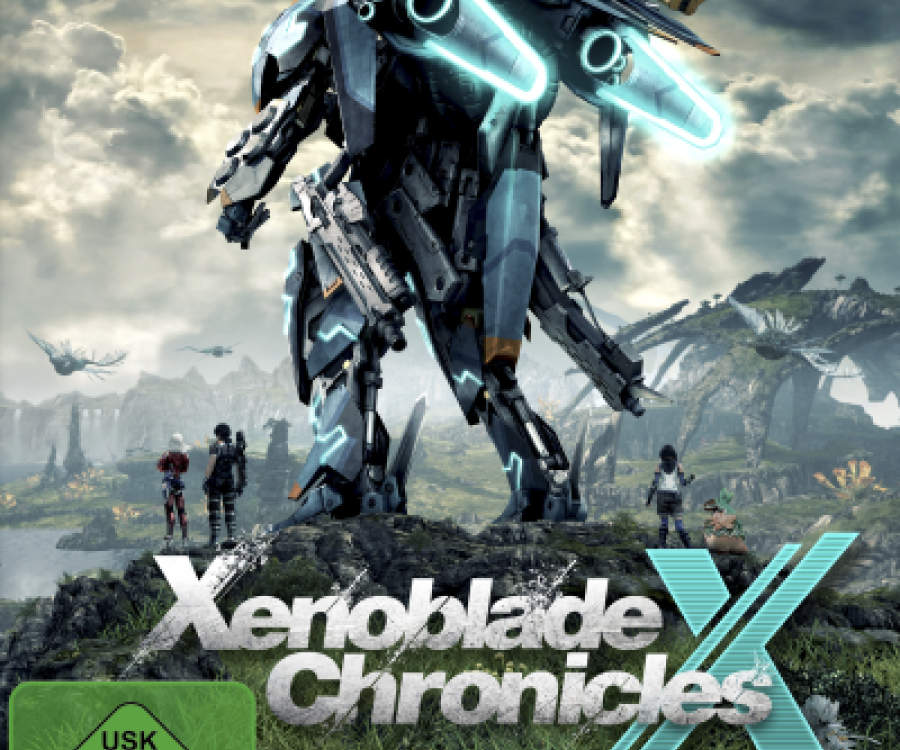 Xenoblade Chronicles X - Teaserbild