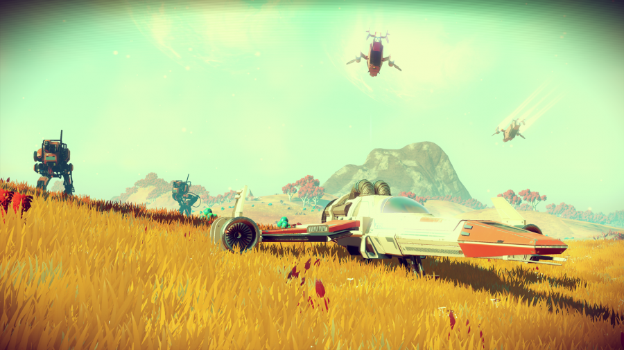 No Man's Sky - Screenshot 1