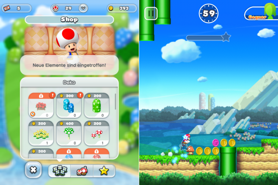 Super Mario Run - Screenshot 3