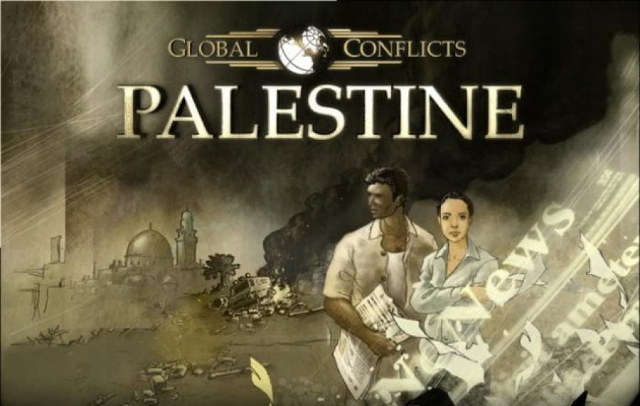 Foto Global Conflicts Palestine