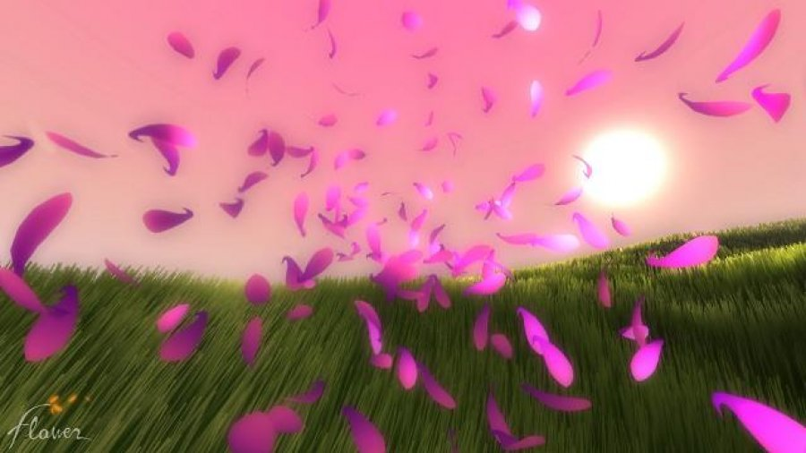 Flower ist ein innovatives Independent Game.
