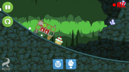 Bad Piggies - Screenshot 2