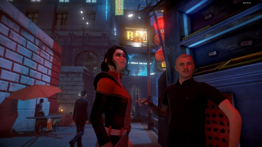 Dreamfall Chapters: The Longest Journey - Screenshot 1